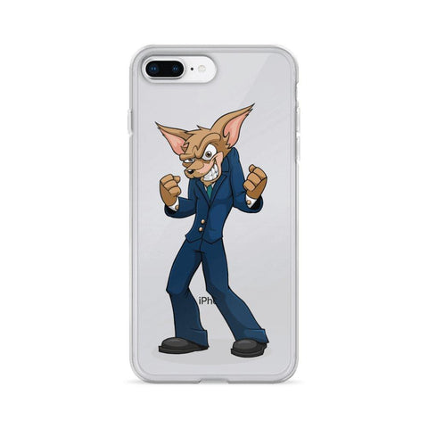 "Image of Vinny ""The Chi"" iPhone Case Phone Cases Printful iPhone 7 Plus/8 Plus"