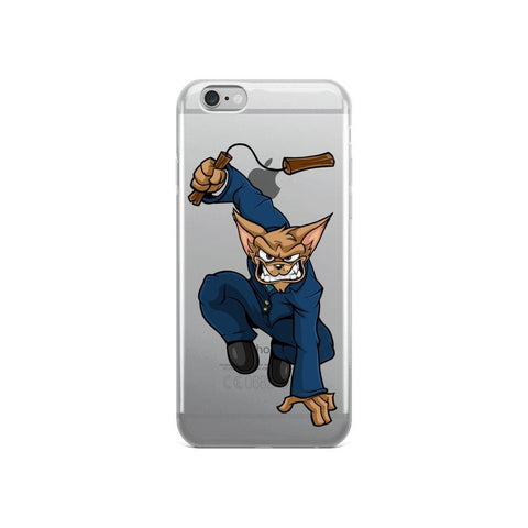"Image of Vinny ""The Chi"" Nunchucks iPhone Case Phone Cases Printful iPhone 6/6s"