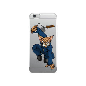 "Vinny ""The Chi"" Nunchucks iPhone Case Phone Cases Printful iPhone 6/6s"