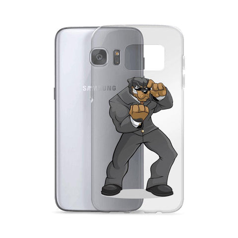 "Image of Tony ""The Rott"" Samsung Case Phone Cases Printful"