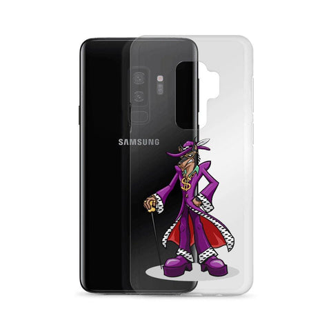 Image of Pimp Dog Samsung Case Phone Cases Printful