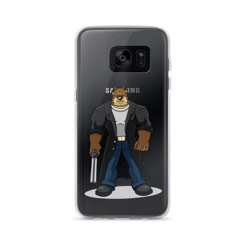"Image of Boris ""The Butcher"" Samsung Case Phone Cases Printful Samsung Galaxy S7"
