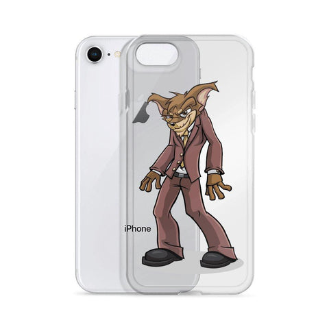 "Image of Vito ""The Puppy Dog"" iPhone Case Phone Cases Printful"