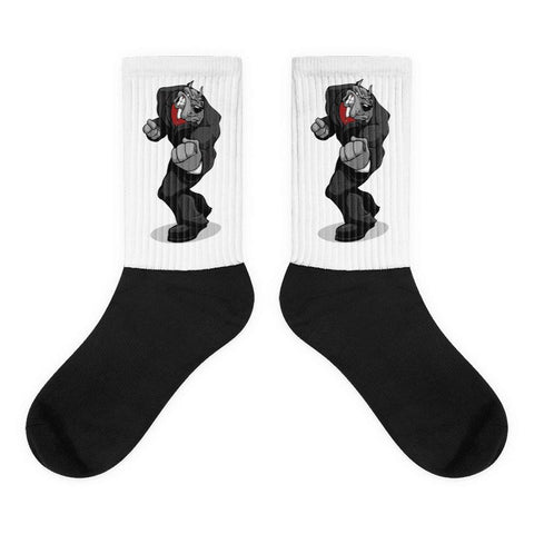 "Dominick ""The Dane"" Socks Socks Printful M"