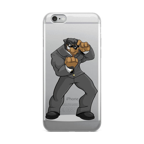 "Image of Tony ""The Rott"" iPhone Case iPhone Case Phone Cases Printful iPhone 6 Plus/6s Plus"