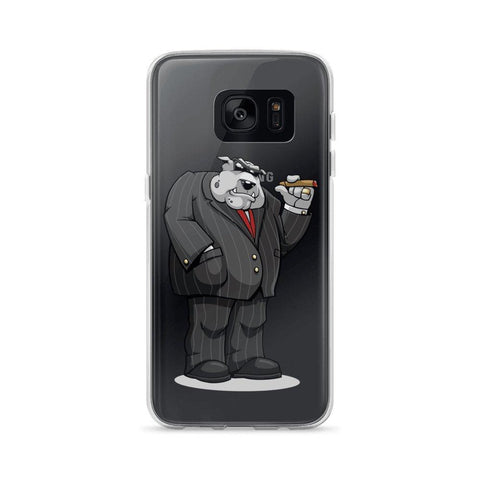 "Bully ""The Boss"" Samsung Case Phone Cases Printful Samsung Galaxy S7"