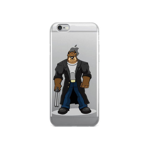 "Image of Boris ""The Butcher"" iPhone Case Phone Cases Printful iPhone 6/6s"