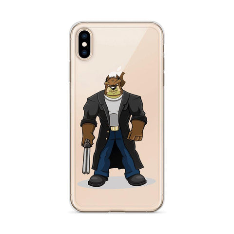 "Image of Boris ""The Butcher"" iPhone Case Phone Cases Printful"