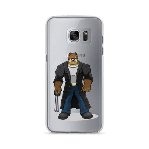 "Image of Boris ""The Butcher"" Samsung Case Phone Cases Printful Samsung Galaxy S7 Edge"