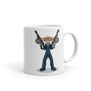"Vinny ""The Chi"" Tommy Guns Mug Mugs Printful 11oz"