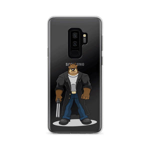 "Boris ""The Butcher"" Samsung Case Phone Cases Printful Samsung Galaxy S9+"