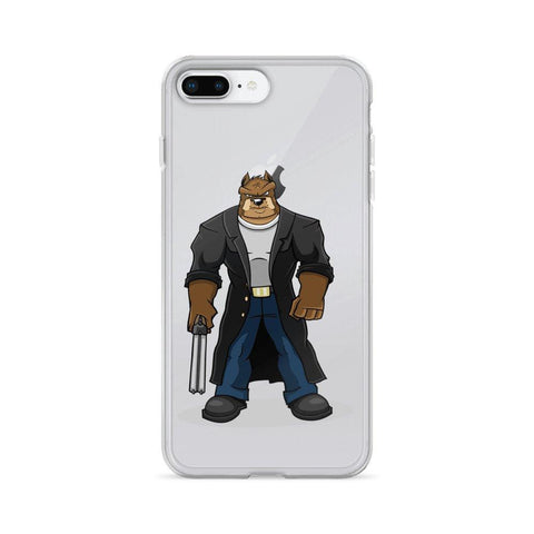 "Image of Boris ""The Butcher"" iPhone Case Phone Cases Printful iPhone 7 Plus/8 Plus"