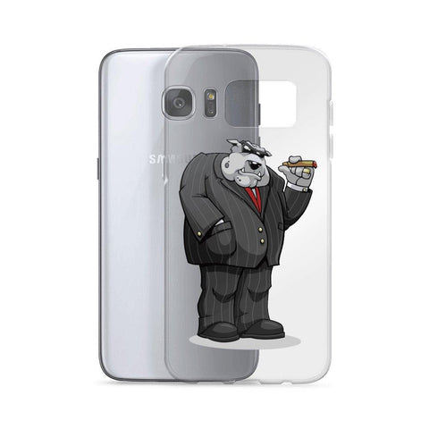 "Bully ""The Boss"" Samsung Case Phone Cases Printful"