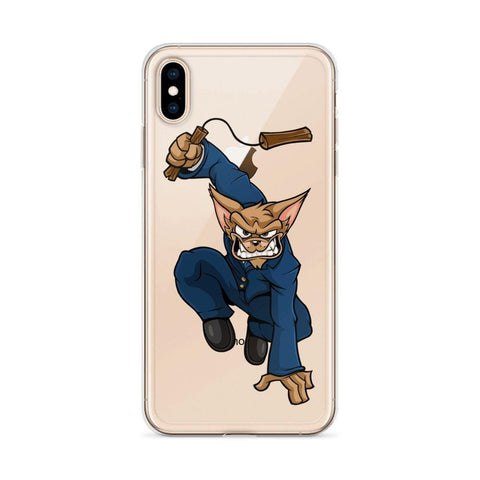 "Image of Vinny ""The Chi"" Nunchucks iPhone Case Phone Cases Printful"