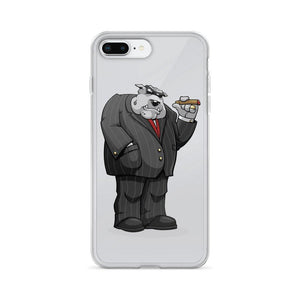 "Bully ""The Boss"" iPhone Case Phone Cases Printful iPhone 7 Plus/8 Plus"