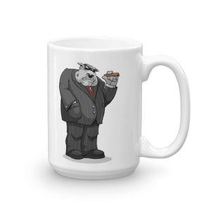 "Bully ""The Boss"" Mug Mugs Printful 15oz"
