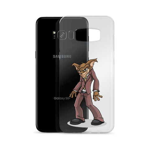 "Image of Vito ""The Puppy Dog"" Samsung Case Phone Cases Printful"