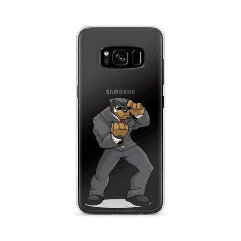 "Tony ""The Rott"" Samsung Case Phone Cases Printful Samsung Galaxy S8"