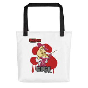 GiGi Goldalinie Tote bag Bag Printful Default Title