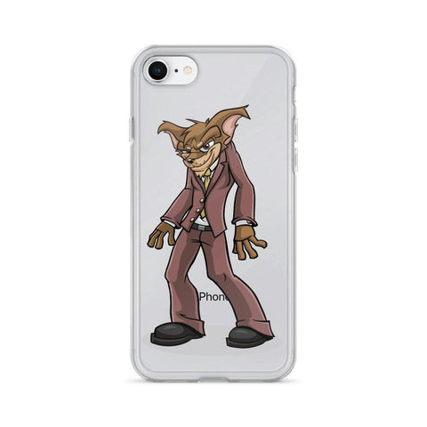 "Image of Vito ""The Puppy Dog"" iPhone Case Phone Cases Printful iPhone 7/8"