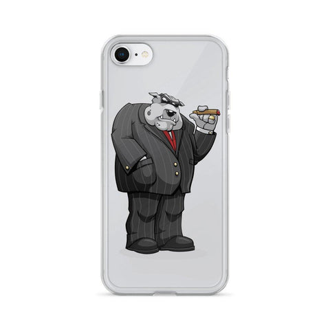"Bully ""The Boss"" iPhone Case Phone Cases Printful iPhone 7/8"