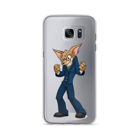 "Image of Vinny ""The Chi"" Samsung Case Phone Cases Printful Samsung Galaxy S7 Edge"
