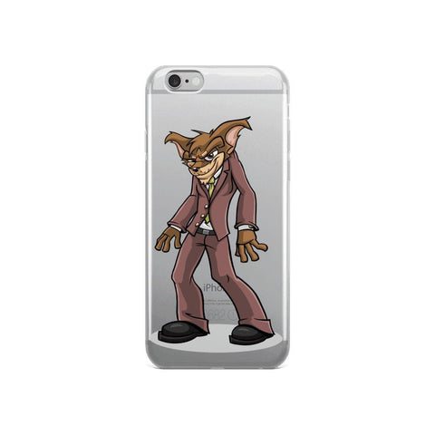 "Image of Vito ""The Puppy Dog"" iPhone Case Phone Cases Printful iPhone 6/6s"