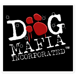 Dog Mafia Inc Sticker - Dog Mafia Gear