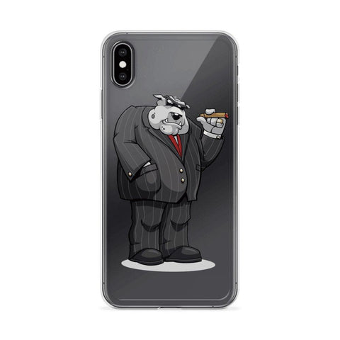 "Bully ""The Boss"" iPhone Case Phone Cases Printful iPhone XS Max"