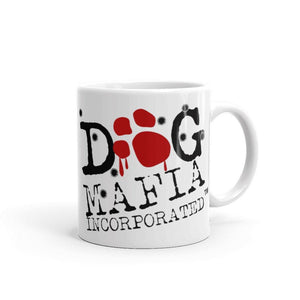 Dog Mafia Inc Mug Mugs Printful 11oz