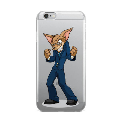"Image of Vinny ""The Chi"" iPhone Case Phone Cases Printful iPhone 6 Plus/6s Plus"