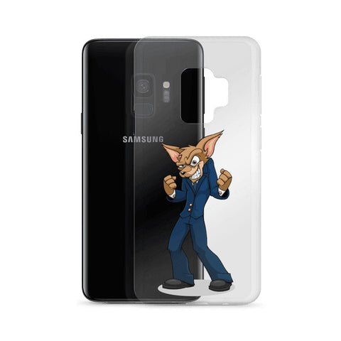 "Image of Vinny ""The Chi"" Samsung Case Phone Cases Printful"