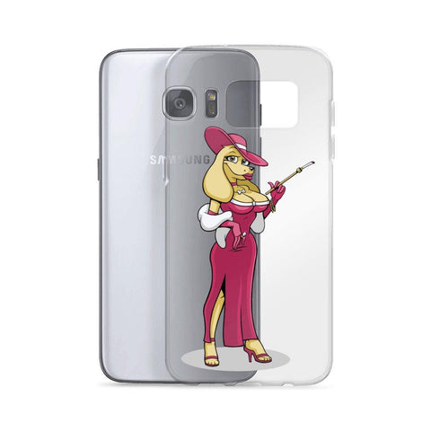 Image of GiGi Goldalinie Samsung Case Phone Cases Printful
