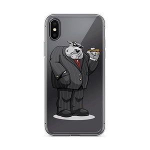 "Bully ""The Boss"" iPhone Case Phone Cases Printful iPhone X/XS"