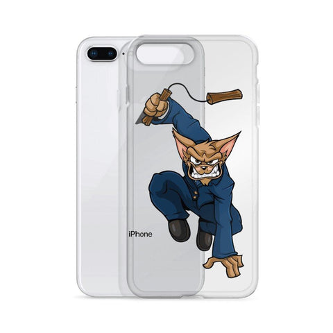"Vinny ""The Chi"" Nunchucks iPhone Case Phone Cases Printful"