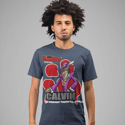 Image of Pimp Dog Bloody Paw T-Shirt
