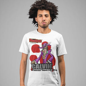 Pimp Dog Bloody Paw T-Shirt
