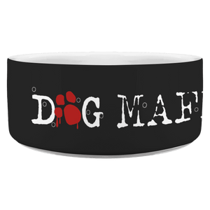 Dog Mafia Inc Dog Bowl - Dog Mafia Gear