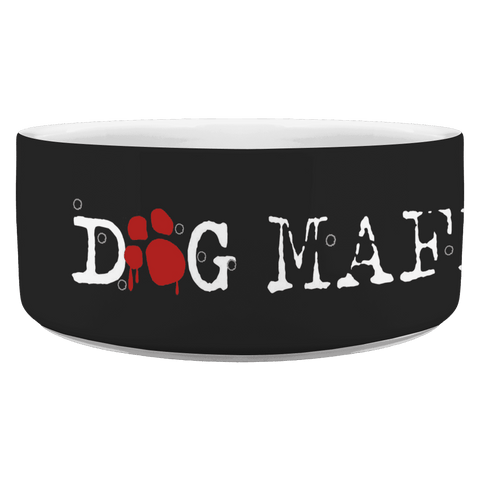 Image of Dog Mafia Inc Dog Bowl - Dog Mafia Gear