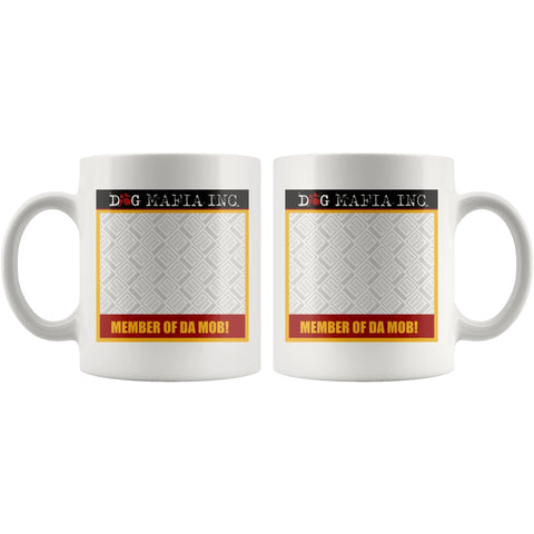 Image of Personalized Dog Mafia Inc Mug Mugs teelaunch
