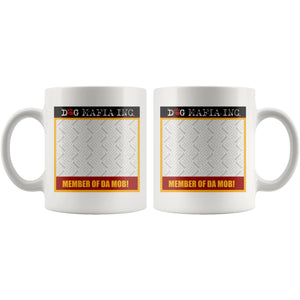Personalized Dog Mafia Inc Mug Mugs teelaunch