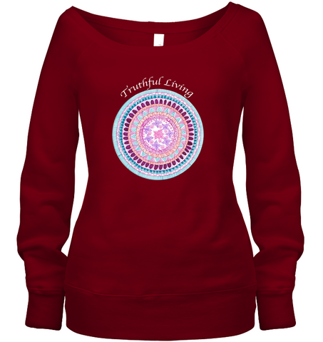 Truthful Living - Women's Long-Sleeve Shirt