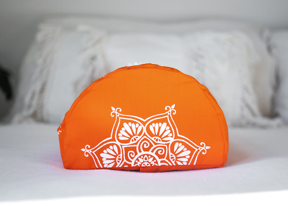 Shakti Acupressure Pillow - Orange