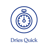 Dries Quick Icon