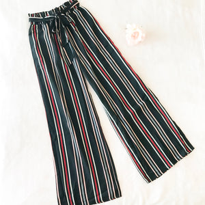 Going Out Striped Pants