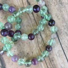 Load image into Gallery viewer, Fluorite Crystal Bracelet