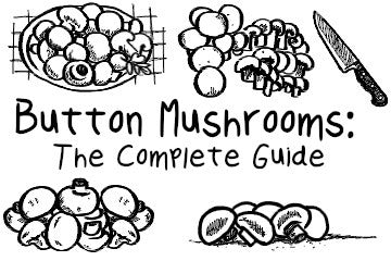 Button Mushrooms: The Complete Guide