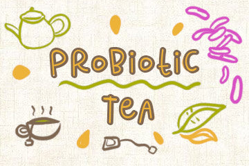 Probiotic Tea | For Buyer's Drinker's and Brewer's