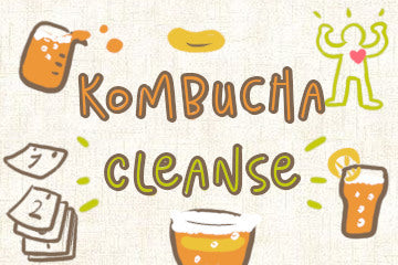 Kombucha Cleanse: Your Home Detox Guide