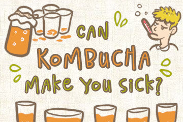 Can Kombucha Make You Sick? The Complete Guide